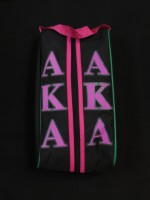 Alpha Kappa Alpha Shoe Bag