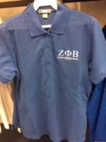 Zeta-Royal Polo Shirt