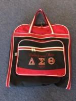 Delta Sigma Theta Garment Bag W/Shoulder Strap