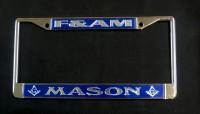 F&A.M. License Frame