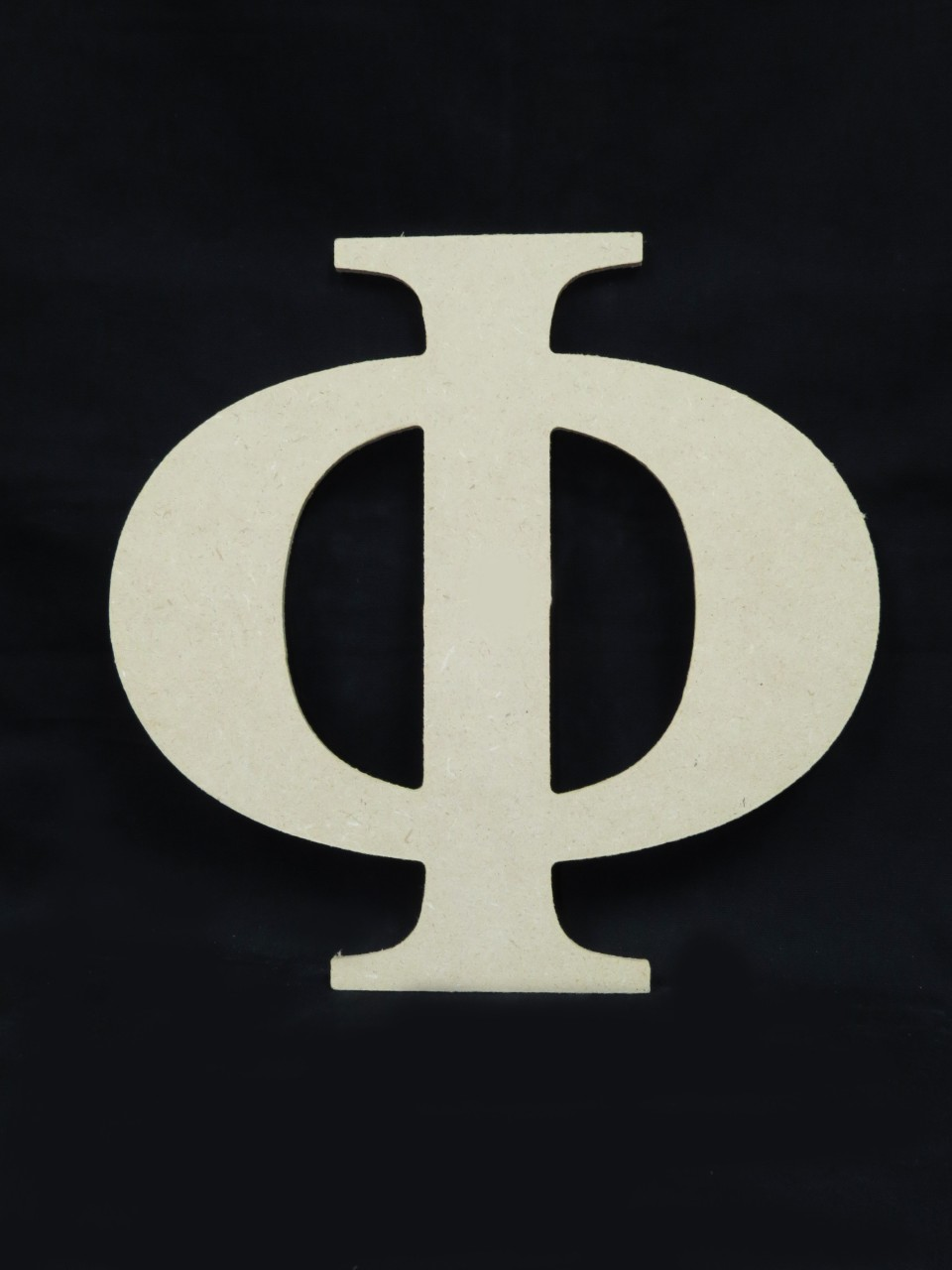 Phi 12 Wooden Greek Letters The Greek Shop