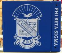 2 Inch Binder - Phi Beta Sigma