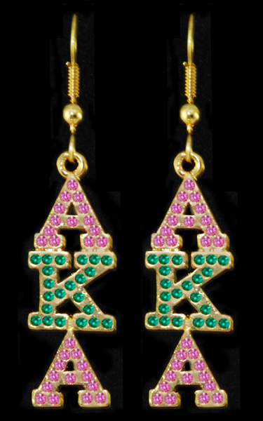 Swarovski Crystal Earrings The Greek Shop