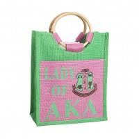 Mini Pocket Jute Bag