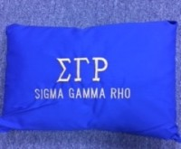SGRHO EMBROIDERY PILLOW CASE w/PILLOW