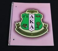 Spiral Notebook - Alpha Kappa Alpha