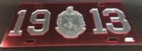 Delta Front Plate Shield & 1913