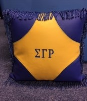 SGRHO DECORATED PILLOW