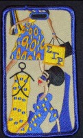 Diva Luggage Tags - Sigma Gamma Rho
