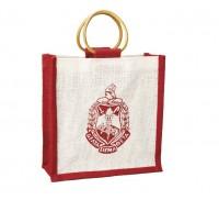 Delta Mini Jute Bag