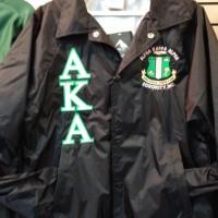 AKA Black Line Jacket