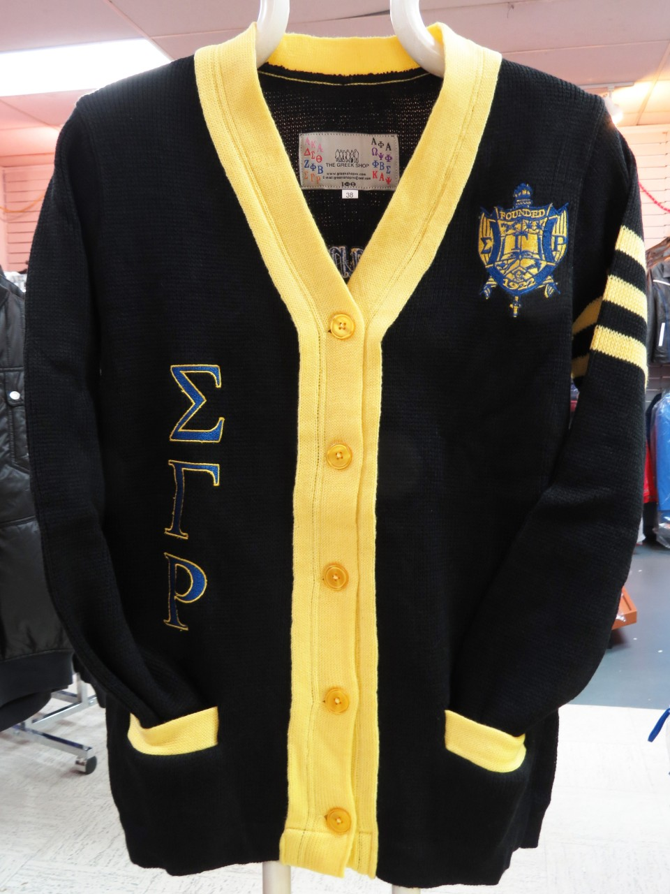 sigma gamma rho cardigan sweater limited supply the