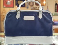 Zeta Phi Beta - New Leather Bag