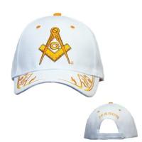 Mason White Hat