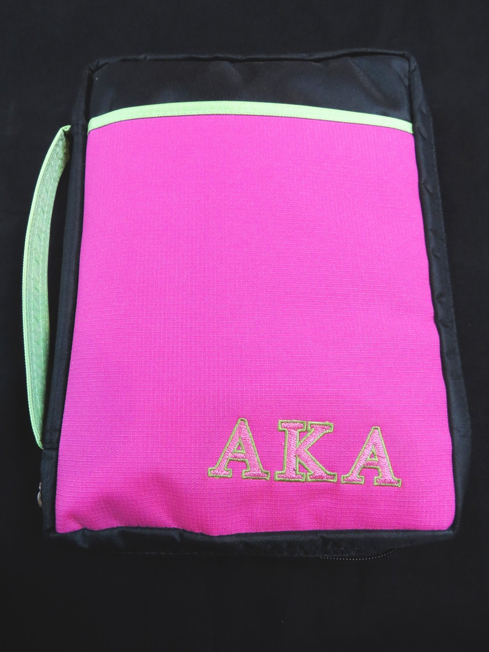 Alpha Kappa Alpha Bible Cover - The Greek Shop