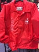 Delta Red Coach Jacket