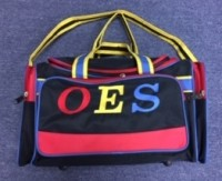 New OES Duffle Bag