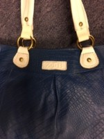 ZETA LEATHER BAG