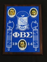 Phi Beta Sigma Founders Plaque