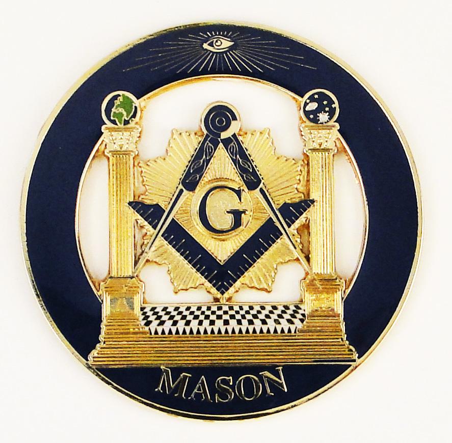 Masonic Cut Metal Emblems The Greek Shop