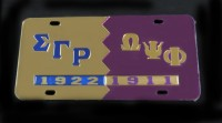 Sigma Gamma Rho Split Tags