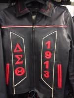Delta Leather Jacket