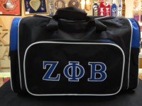 Zeta Phi Beta Gym Bag