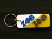 Zeta Phi Beta & Iota Phi Theta - Two Group Key Chain