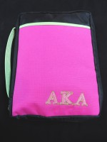 Alpha Kappa Alpha Bible Cover