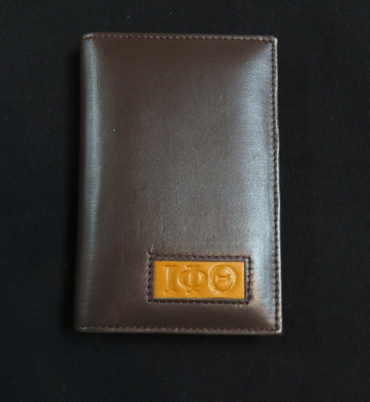 Iota Phi Theta Passport Wallet The Greek Shop