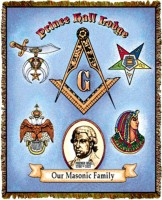 PRINCE HALL TAPESTRY