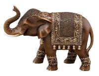 Ornate Elephant Figurine
