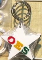 OES Star Key Chain