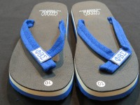 NEW YEARS SALE!!! Flip Flops- Phi Beta Sigma (LIMITED TIME ONLY)