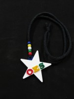 OES - Acrylic Star Medallion