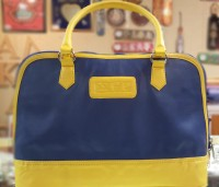 Sigma Gamma Rho - New Leather Bag