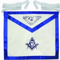 Blue Lodge Cloth Apron