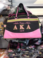 New AKA Travel Bag