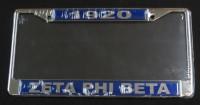 Zeta Phi Beta - Founder Frames