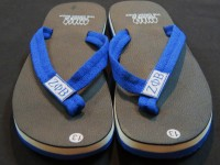 New Zeta Phi Beta Flip Flops