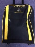 MASON SMALL TRAVEL BAG/WHEELS