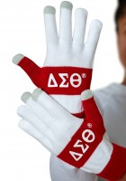 Delta Knit Texting Gloves