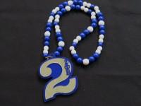 ZPB - Line Number Tiki w/ Beads (#1-99)