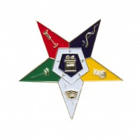 Mason/OES Die Cut Emblems