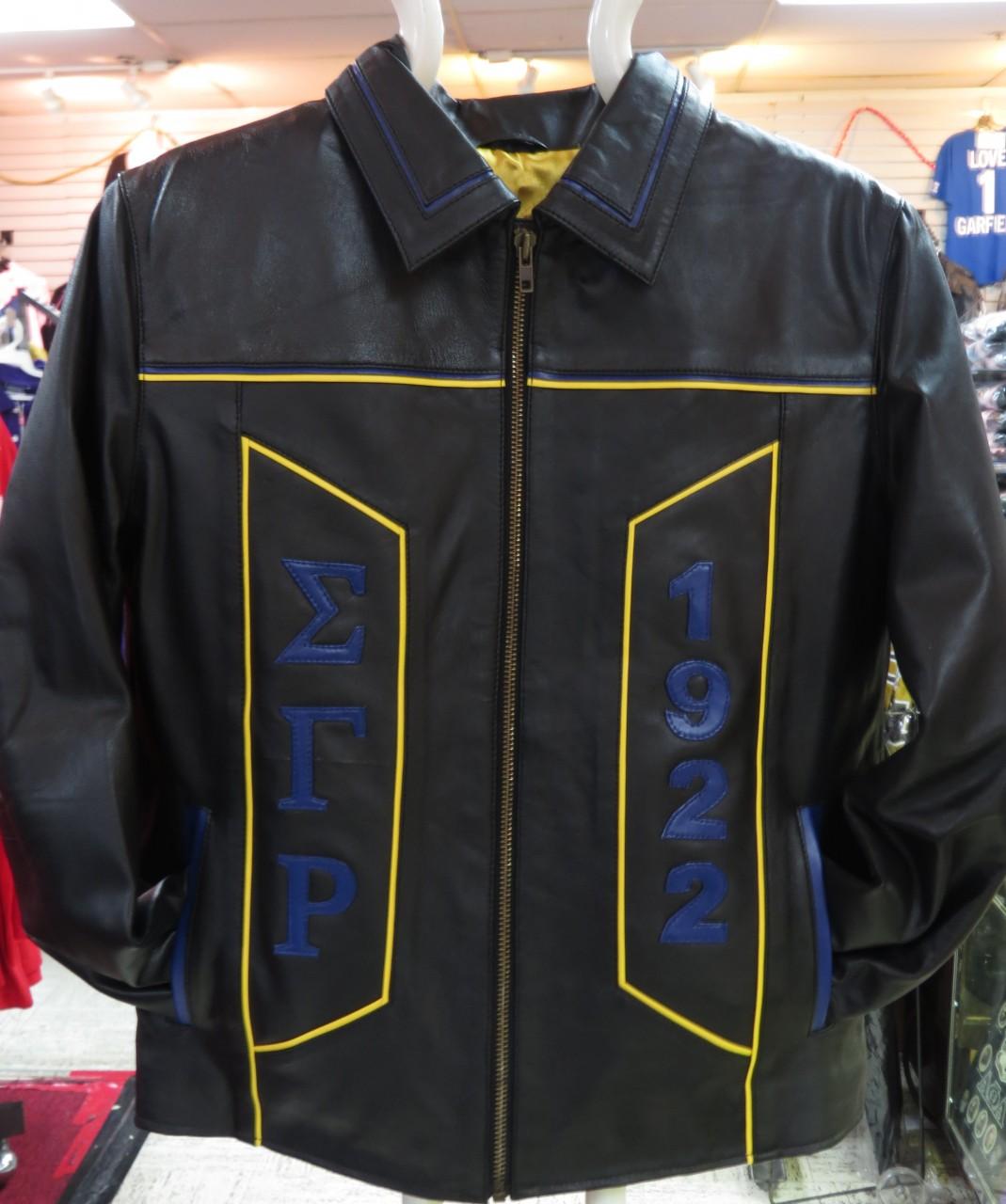 sigma gamma rho jackets