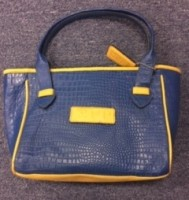SGRHO LEATHER HANDBAG