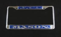 Mason License Frame