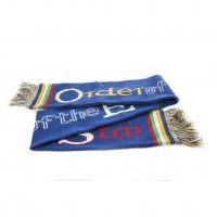 OES Knit Scarf ( Print Double Sided )