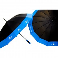 Zeta Phi Beta Classy 14 Panel Umbrella