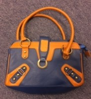 SGRHO LEATHER H-BAG